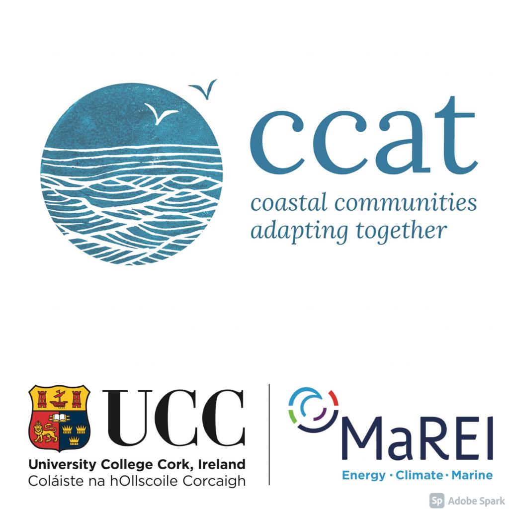 CCAT and MaREI logo