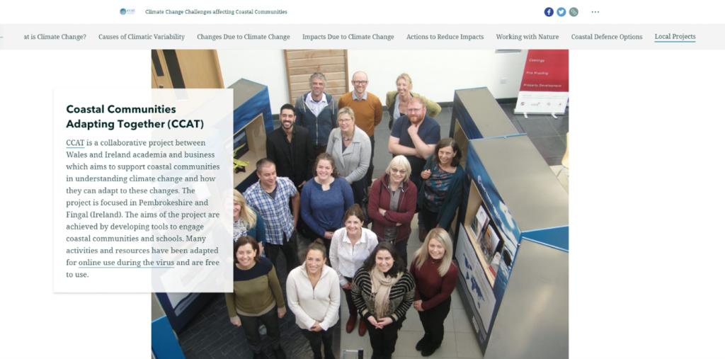 CCAT team