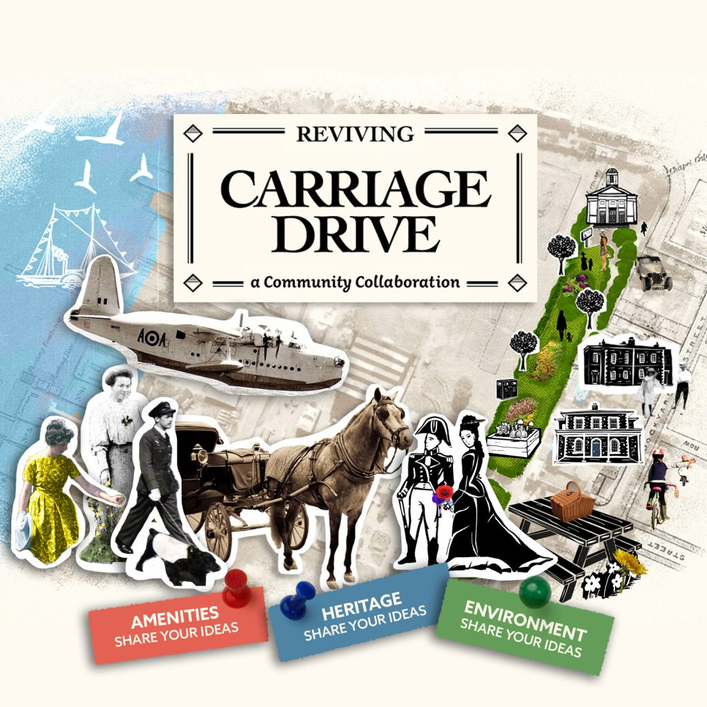 Carriage Drive