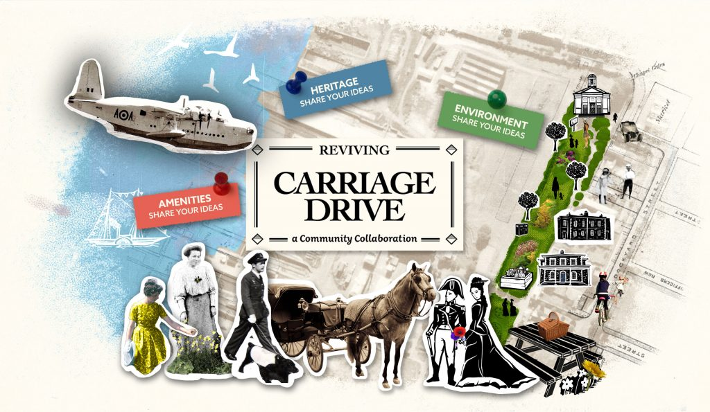 Reviving Carriage Drive